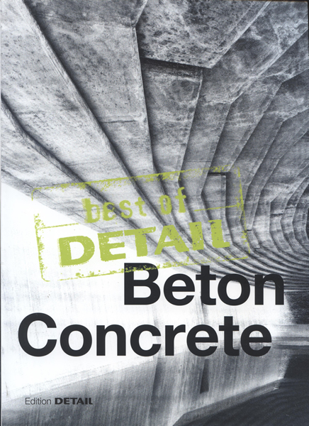 BEST OF DETAIL COCRETE