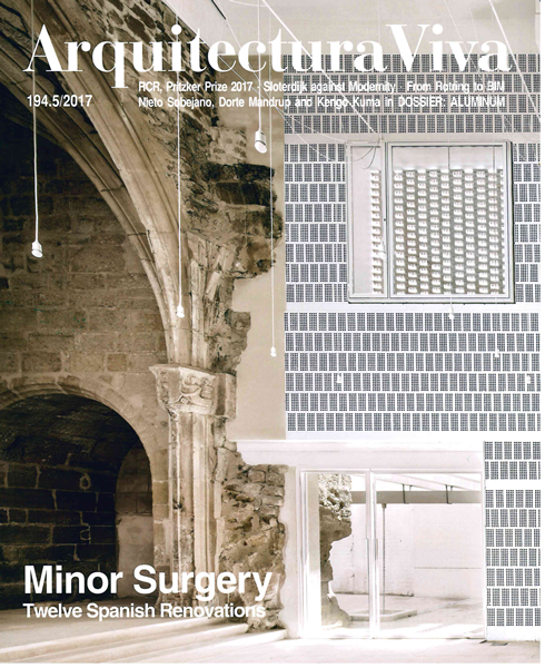 Arquitectura Viva, 194 Minor Surgery Twelve Spanish Renovation