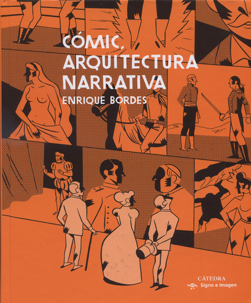 Cómic,Arquitectura,Narrativa