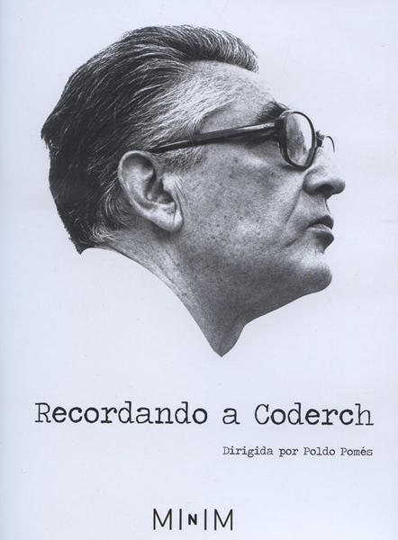Recordando a Coderch