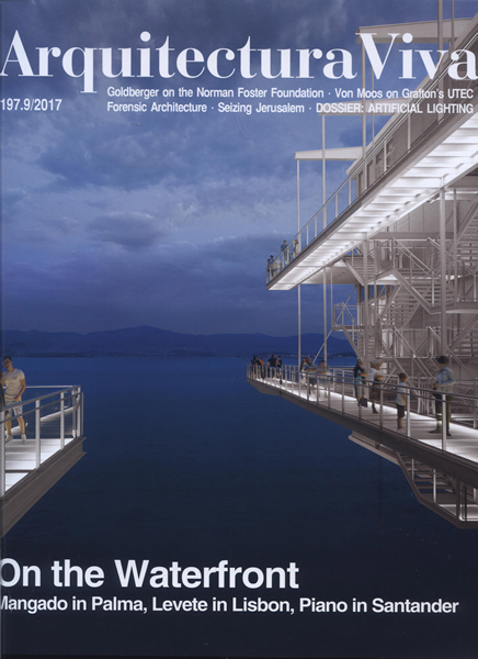 Arquitectura Viva, 197 On the Waterfront