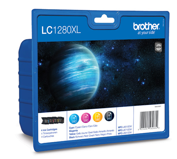 Multipack Brother 'LC 128XL'