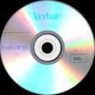 DVD-R VERBATIM DADES/VIDEO 4.7