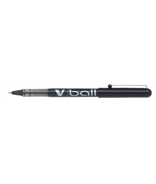 Ròl·ler 'V-Ball', punta de 0,3 mm. Color negre