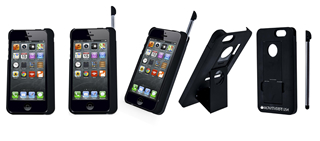 "Funda per a iPhone ""Stylus"""