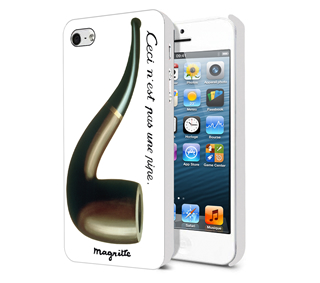 "Funda iPhone 5 ""Pipe"""
