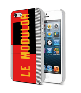 "Funda iPhone 5 ""Le Modulor"""