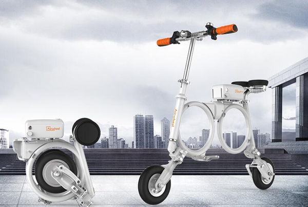 "Bicicleta ""Airwheel E3"""