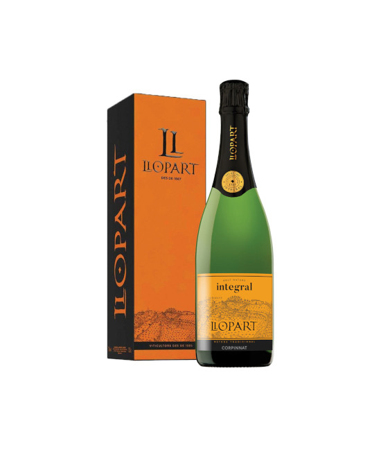 Integral Brut Nature Llopart